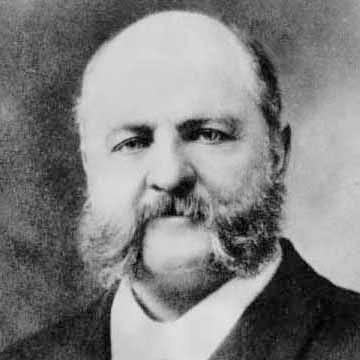 The reformer Anthony Comstock