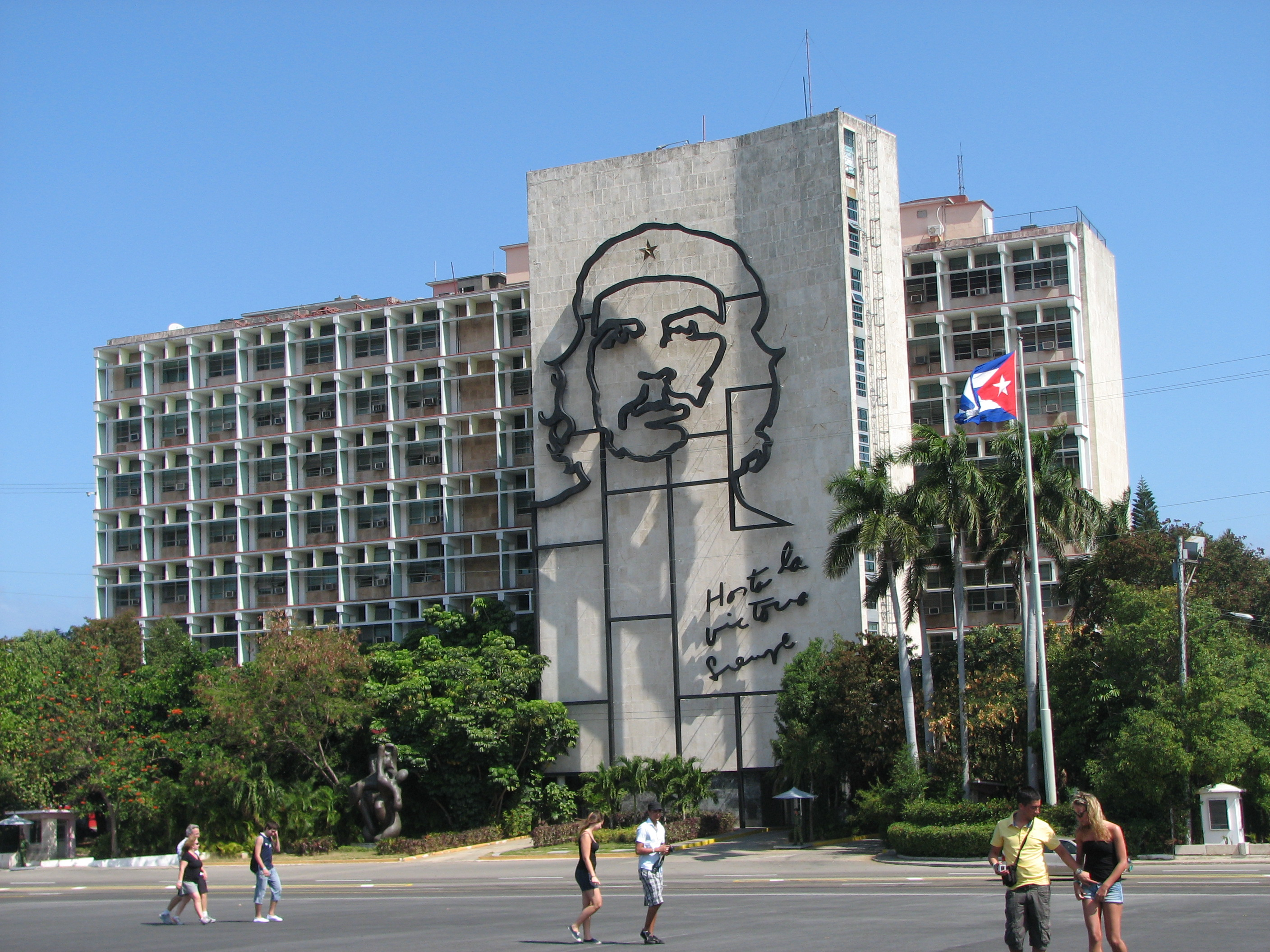 Che Guevara Ministry of the Interior