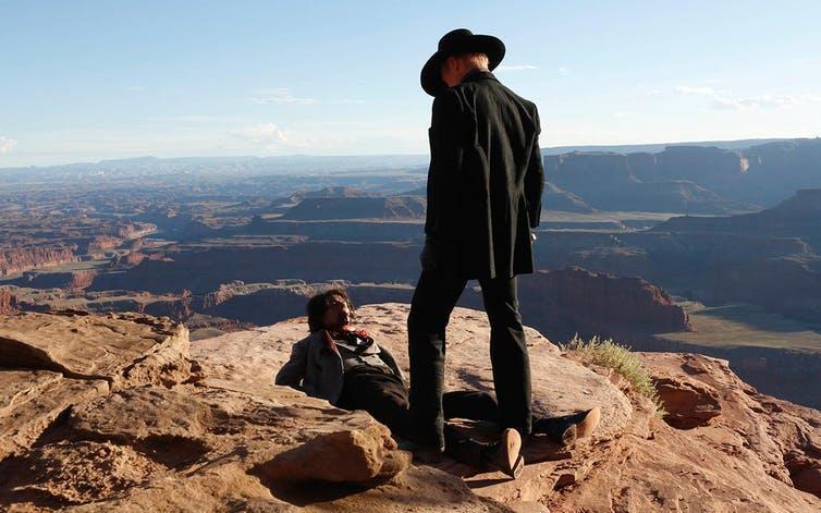 Natural born killer: Westworld's Man in Black