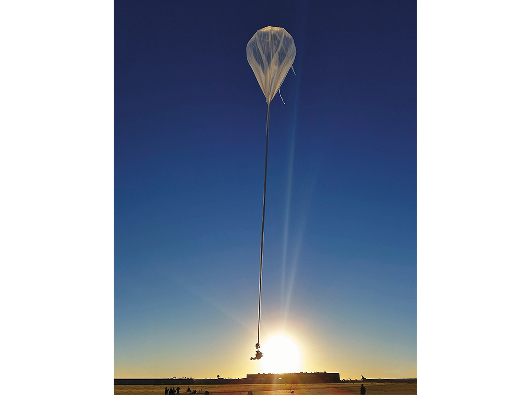 science balloon