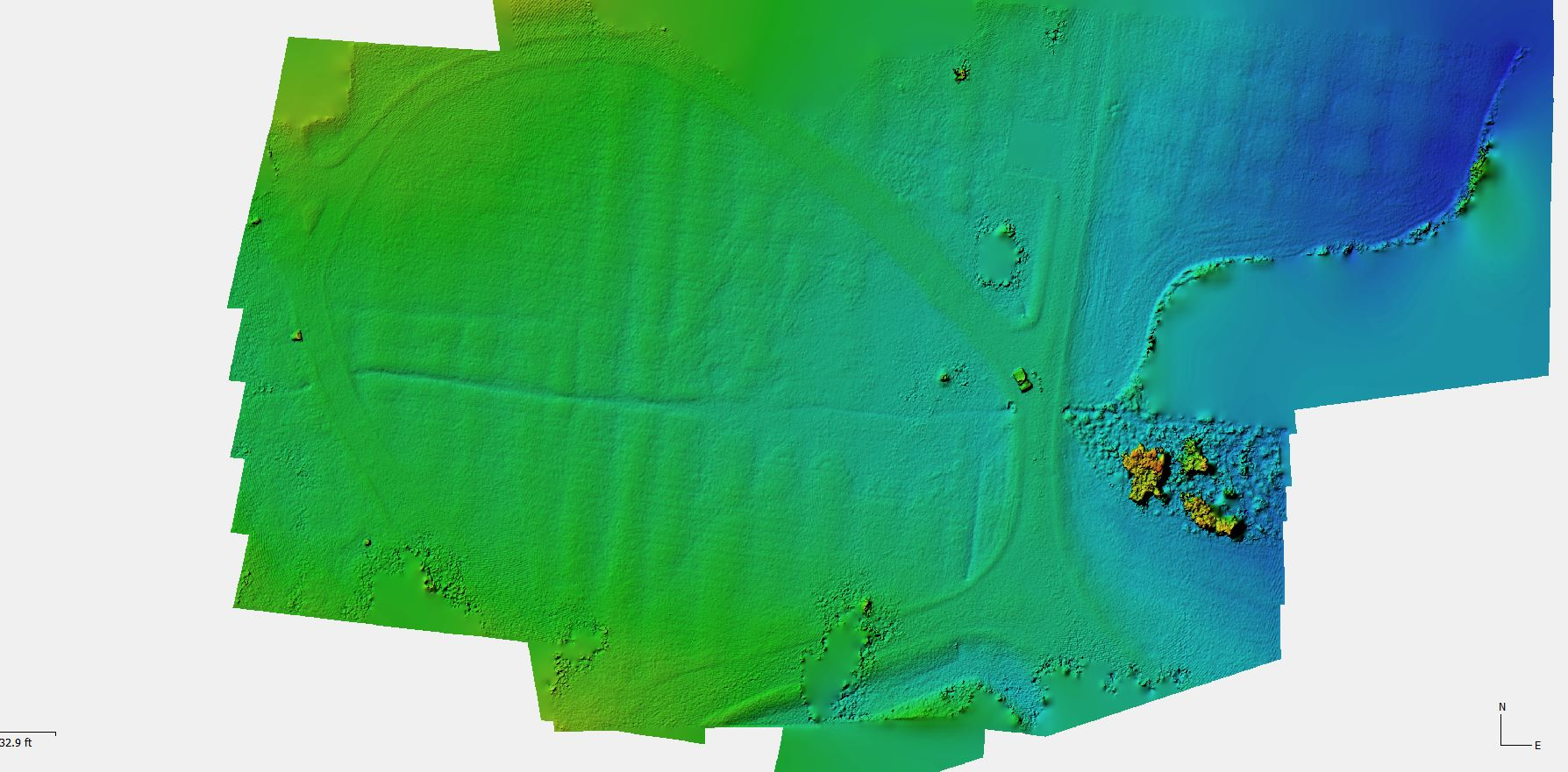 Smith's Field LIDAR