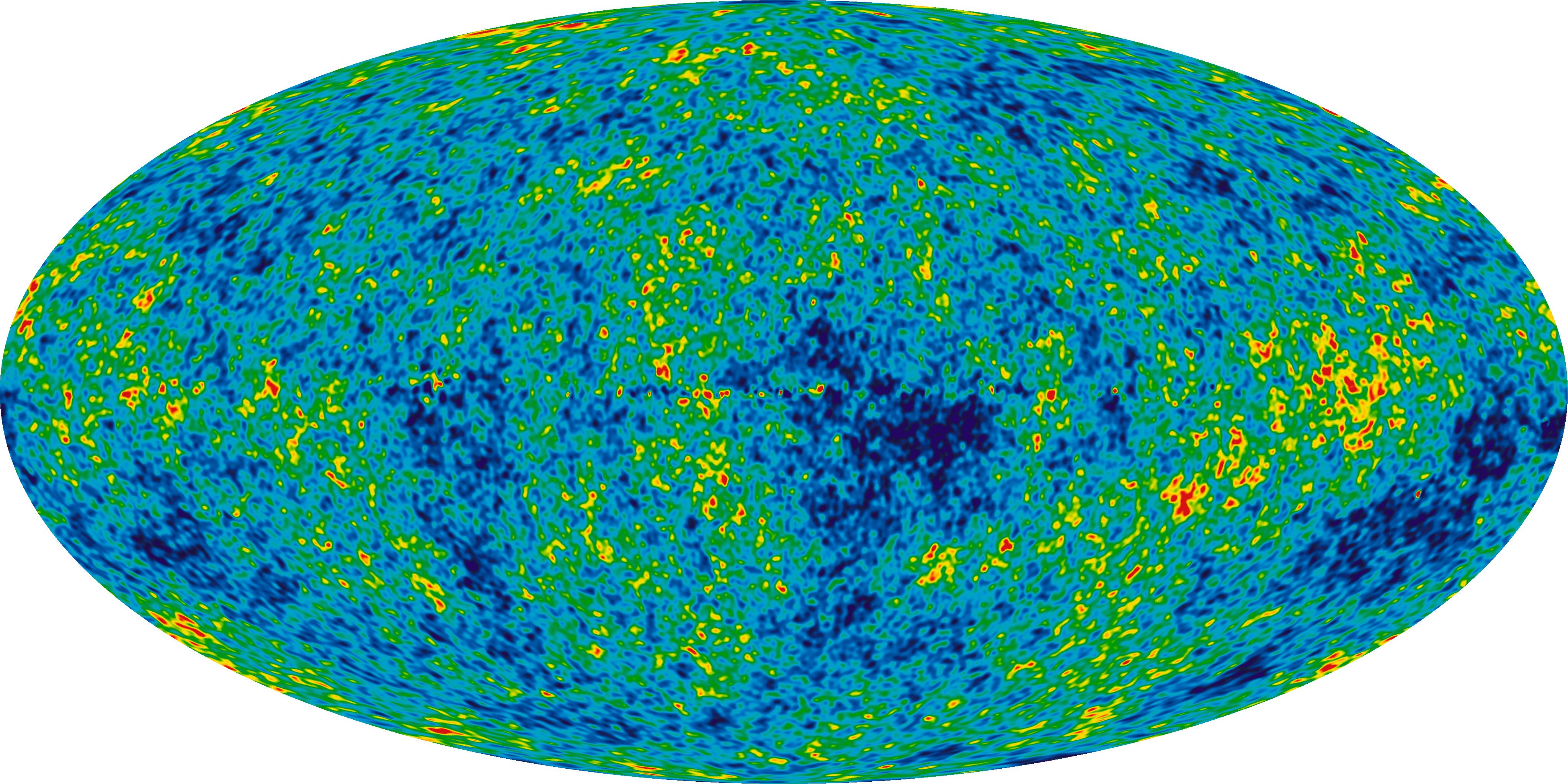 infant universe