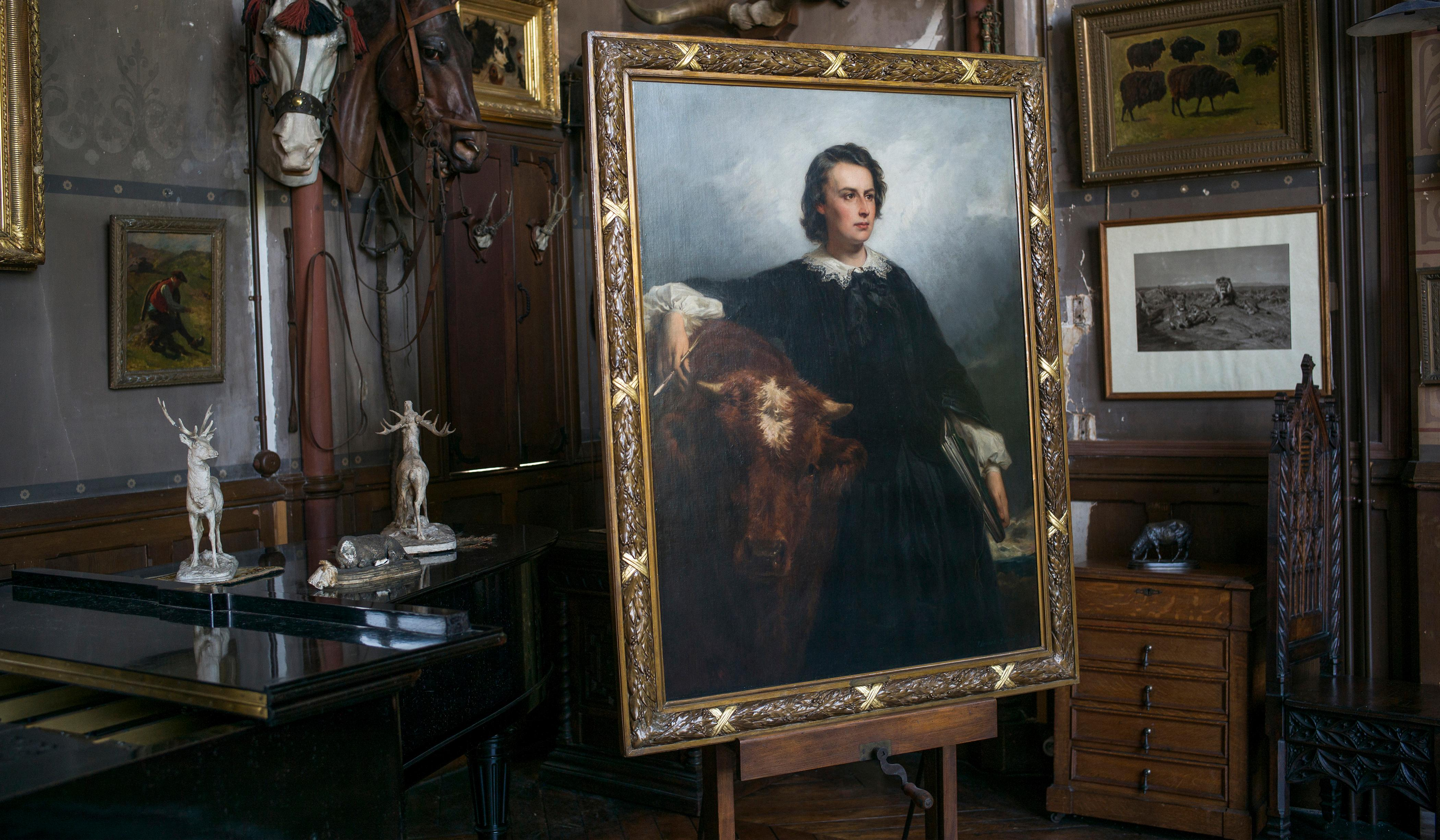 The Trailblazing French Artist Rosa Bonheur Is Finally Getting The Attention She Deserves Arts Culture Smithsonian Magazine