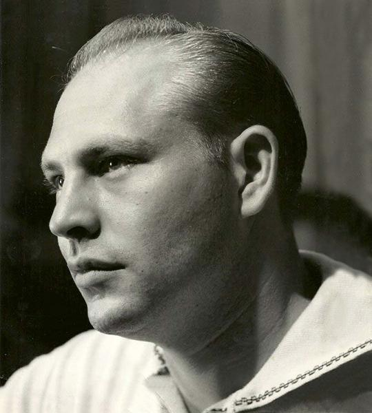 Portrait of Herbert Gilbert