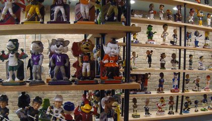 Milwaukee Museum Features More Than 6,500 Collectible Bobbleheads (and Counting) image