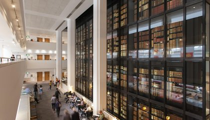 The British Library's Dirtiest Books Have Been Digitized  image