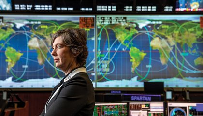 Meet The Woman Who Will Direct the Next Moon Landing