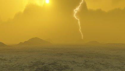 The Likelihood of Life on Venus Just Increased Dramatically