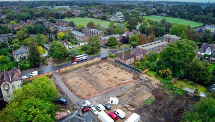 Anglo-Saxon Cemetery Found Beneath Demolished University Housing image