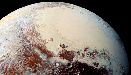 Pluto: Another Abode for Life?