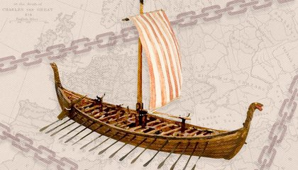 The Little-Known Role of Slavery in Viking Society image