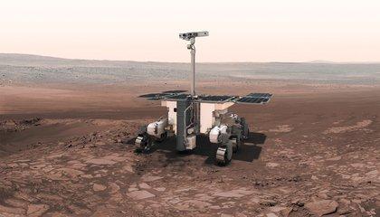 Europe's 2020 Mars Rover Named for DNA Pioneer Rosalind Franklin image