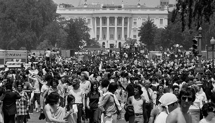 Eleven Times When Americans Have Marched in Protest on Washington image