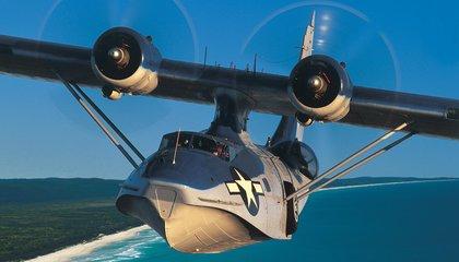 Legends of an Ocean-Crossing Seaplane