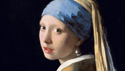Ten-Billion-Pixel Image Shows Every Inch of Vermeer's 'Girl With a Pearl Earring' image
