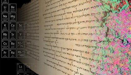 Unique Salt Coating Helped Preserve 25-Foot-Long Dead Sea Scroll image