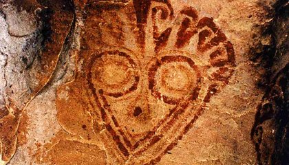 Wildfires Are Destroying Bolivia's Rock Art image
