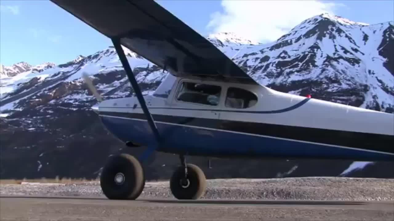 Short Takeoff, Shorter Landing